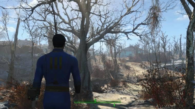 Fallout 4 - még  400 óra után is tud újat mutatni bevezetőkép