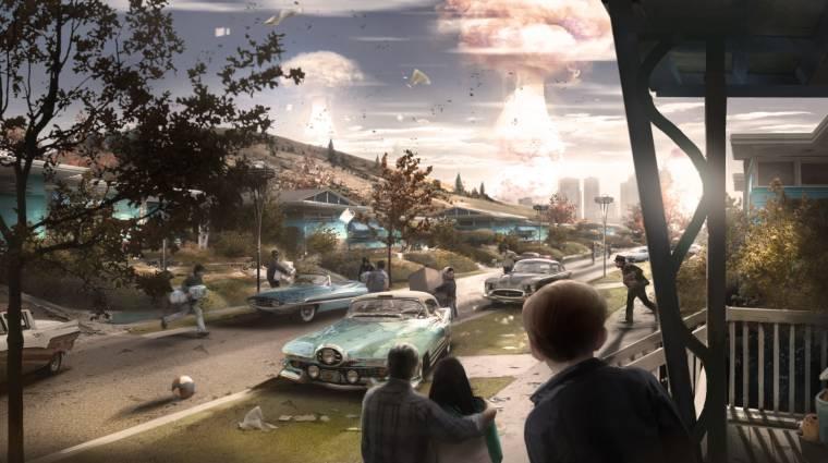 A Fallout 4 véletlenül ingyenes volt Xbox One-ra bevezetőkép