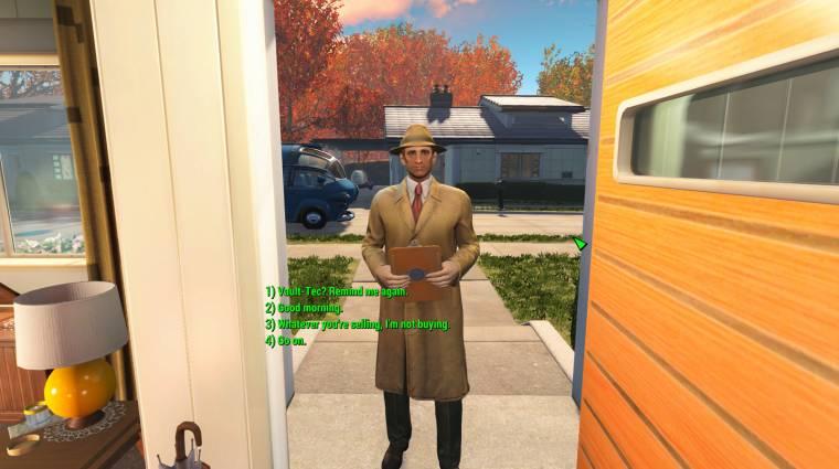 Fallout 4 függő lett, és most perel bevezetőkép