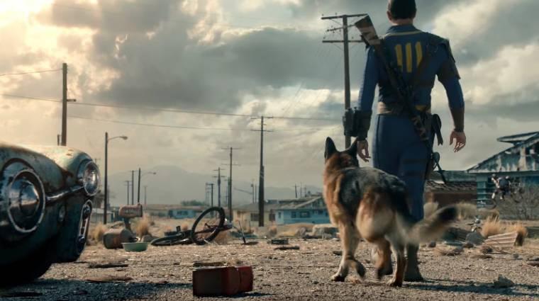 Fallout 4 - végre PlayStation 4-en is lehet modolni bevezetőkép