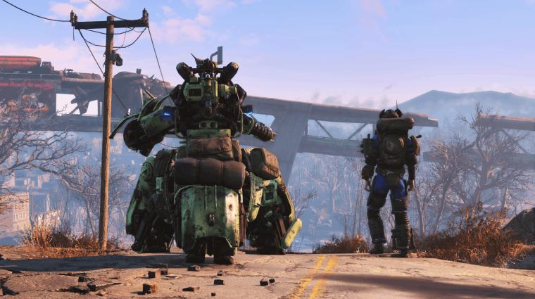 A hétvégén ingyen tolhatod a Fallout 4-et! bevezetőkép