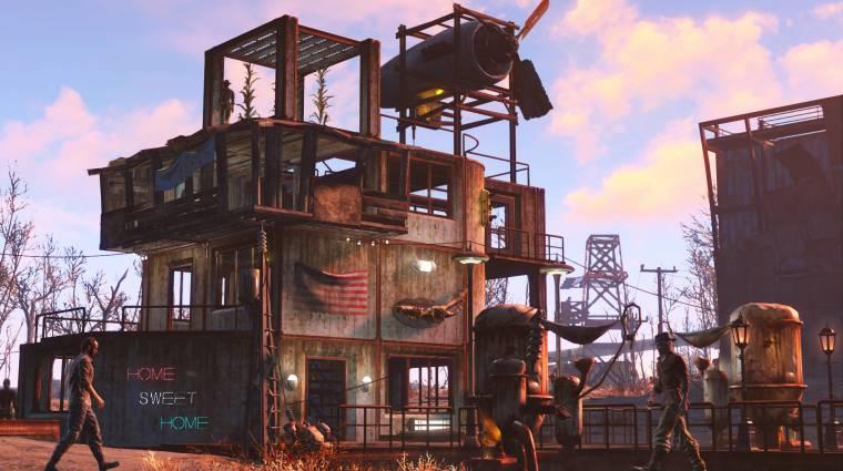 Fallout 4 - a jövő héten érkezik a DLC, amiben állatokat is befoghatunk (videó) bevezetőkép