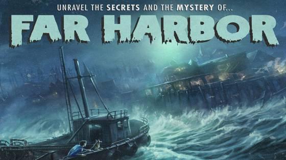 Fallout 4 - Far Harbor infódoboz