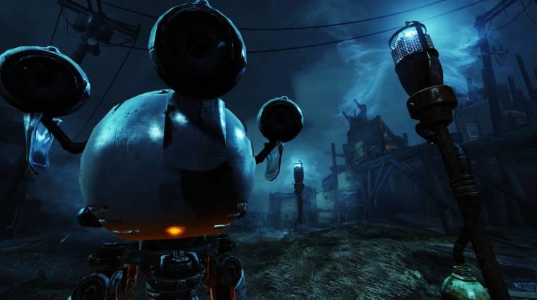 Fallout 4: Far Harbor - javították a PS4-es verziót bevezetőkép
