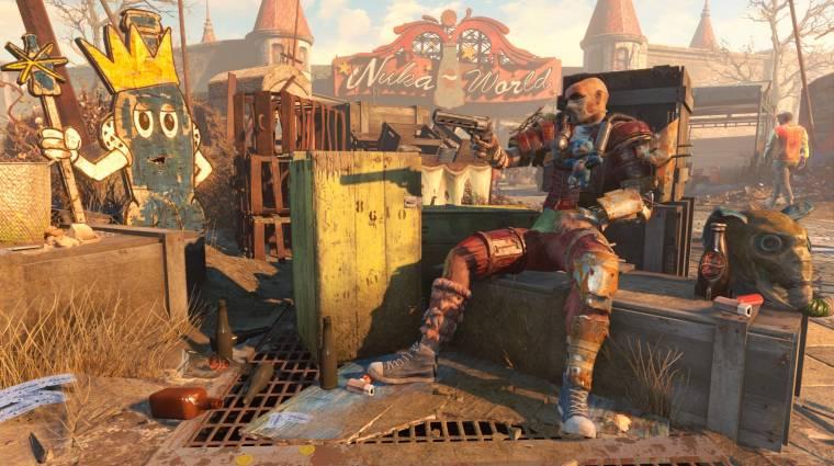 Fallout 4 - a fosztogatókkal lehetünk az egyik új DLC-ben bevezetőkép