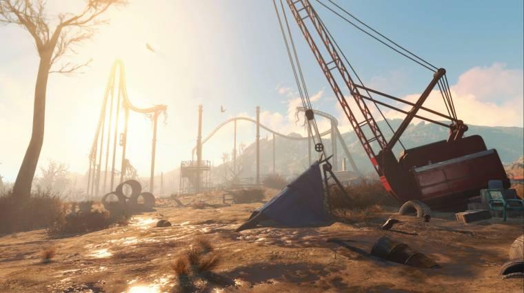 Fallout 4 - ettől modtól megszépül a világ bevezetőkép