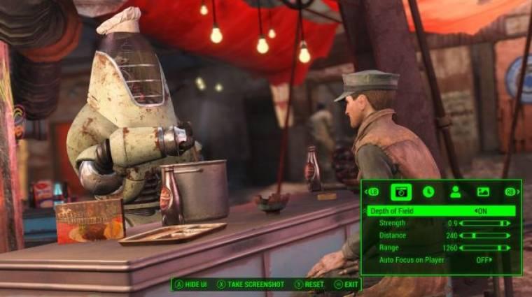 Fallout 4 - egy modder készít hozzá fotómódot bevezetőkép