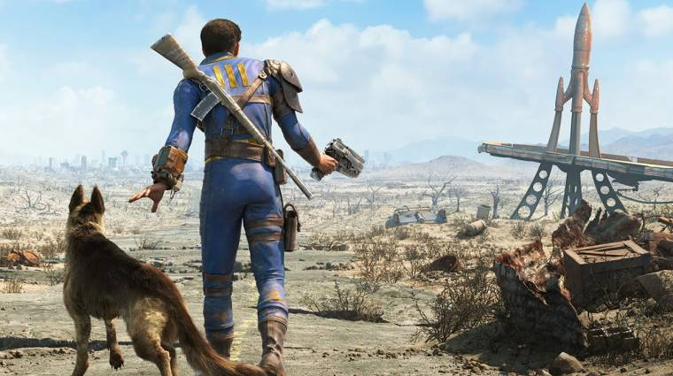 A Fallout 4 kutyájának halálát követően a Microsoft egy állatmenhelynek adakozott bevezetőkép