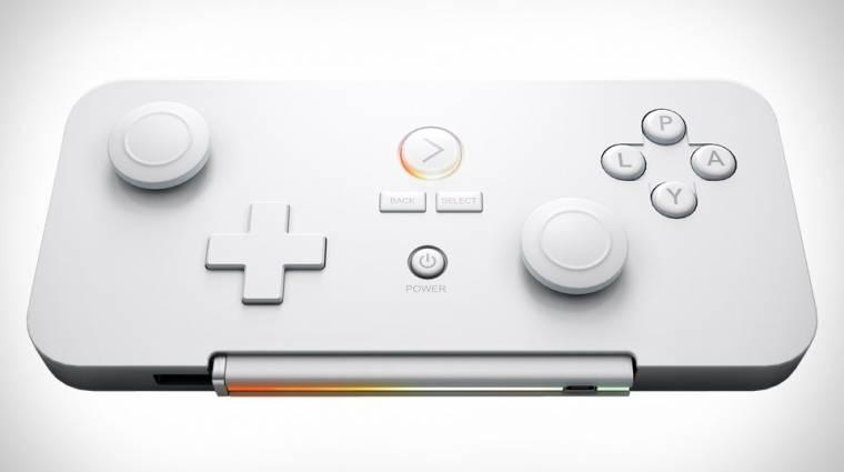 Hihetetlen Kickstarter siker lett a GameStick minikonzol bevezetőkép