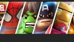 LEGO Marvel Super Heroes - Kockahősök egyesüljetek! kép