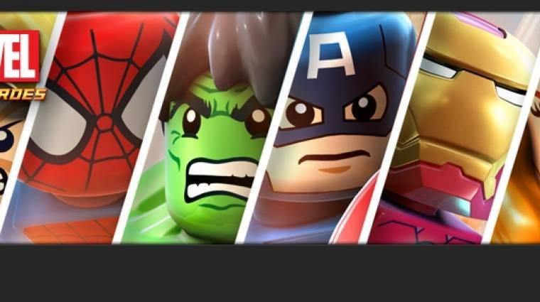LEGO Marvel Super Heroes - Kockahősök egyesüljetek! bevezetőkép