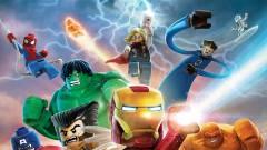 LEGO Marvel Super Heroes - kockahősök magyarul  kép