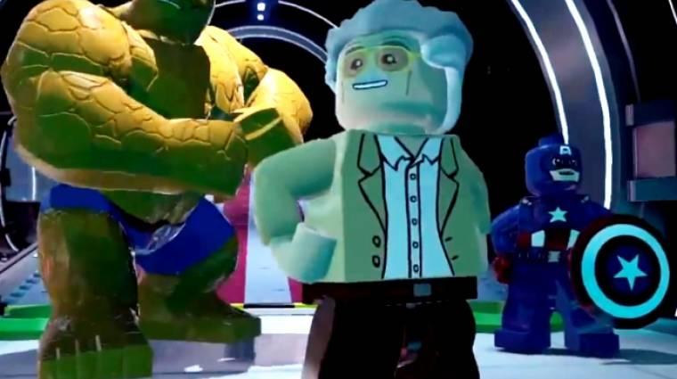 LEGO Marvel Super Heroes - Stan Lee is benne lesz bevezetőkép