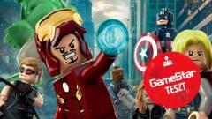 LEGO Marvel Super Heroes teszt - kockahősök kép
