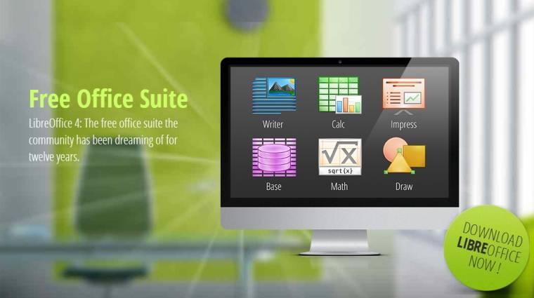Beszállt a LibreOffice fejlesztésébe az AMD kép