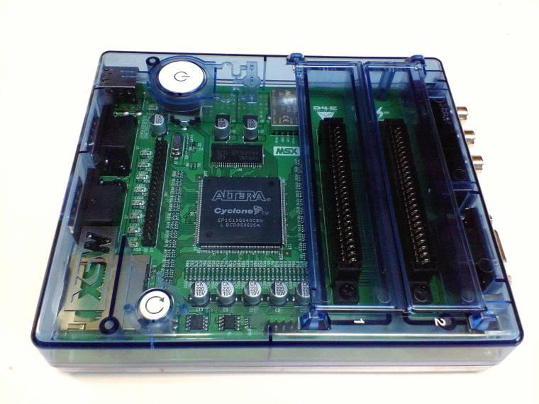 MSX alaplap