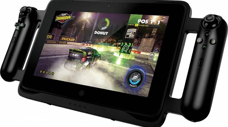 A Steammel jön a Razer játékos tabletje kép