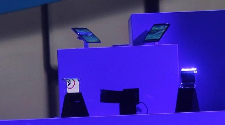 Samsung Youm: hajlítható és feltekerhető kijelzők jöhetnek kép