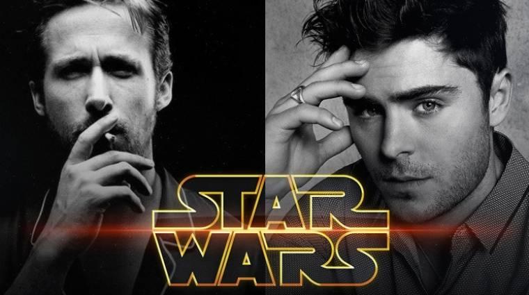 Star Wars VII - újabb szereplőkről pletykáltak bevezetőkép