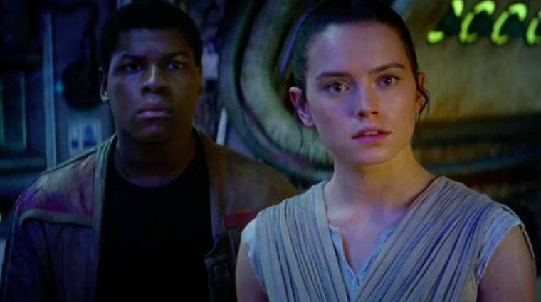 Star Wars VII - már rekordokat dönt bevezetőkép