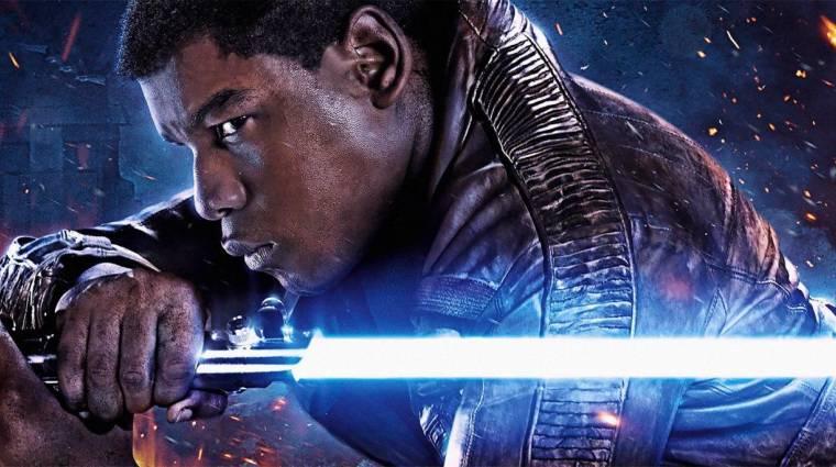 John Boyega csak két feltétellel térne vissza a Star Wars franchise-hoz bevezetőkép