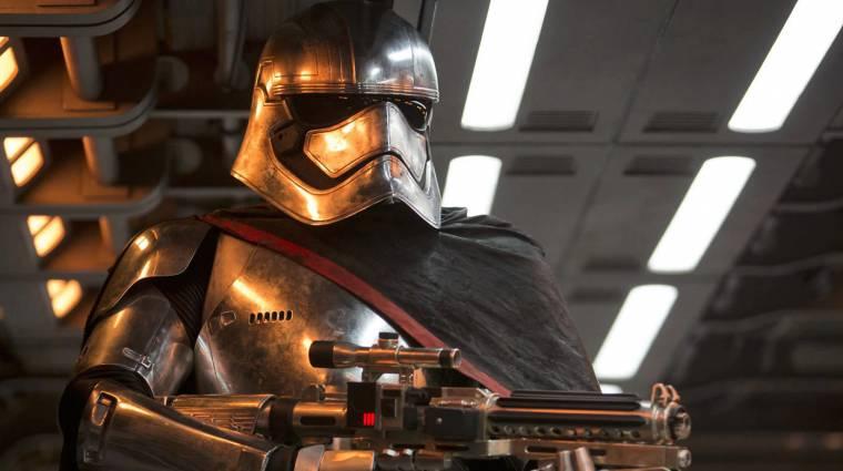 Star Wars kvíz: mennyire ismered Phasma kapitányt? bevezetőkép