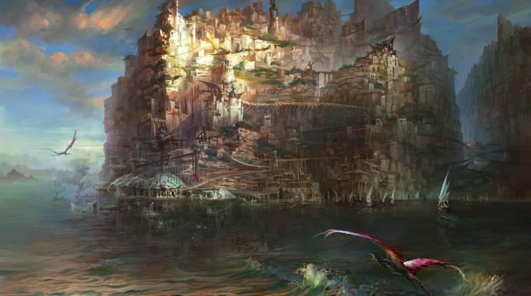 Torment: Tides of Numenera - film turistáknak bevezetőkép