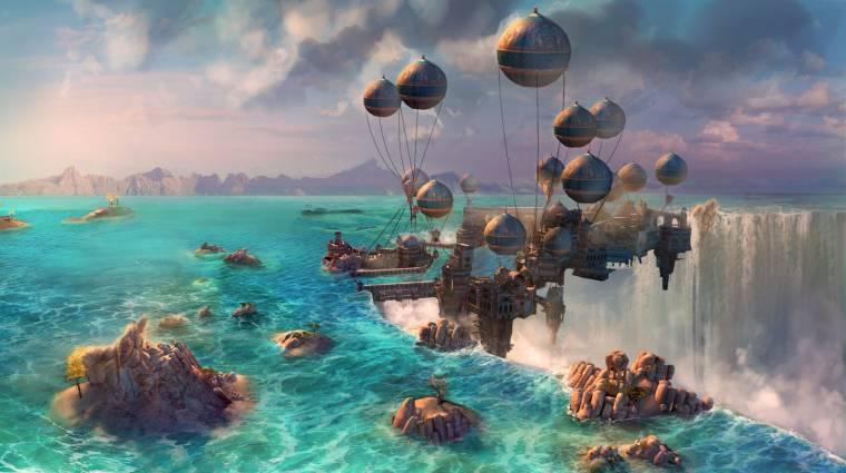 Torment: Tides of Numenera - ma indul a bétateszt, de még nem mindenkinek bevezetőkép