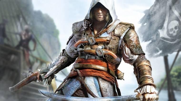 Assassin's Creed IV: Black Flag - máris balhé van a bálnavadászatból bevezetőkép