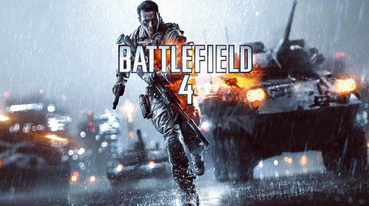 Battlefield 4 - DLC, tengeri ütközetek, és még több dinoszaurusz bevezetőkép