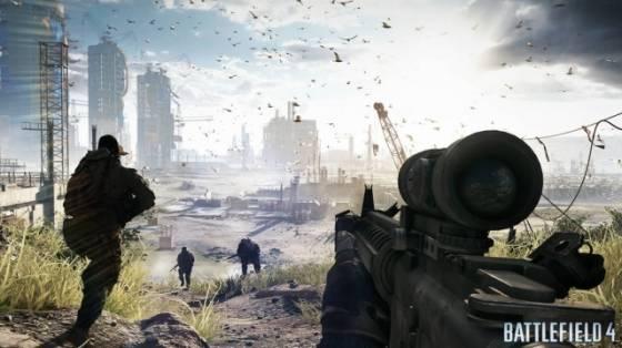 Battlefield 4 infódoboz