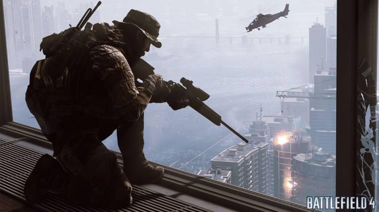 Battlefield 4 - itt a legújabb PC-s javítás bevezetőkép