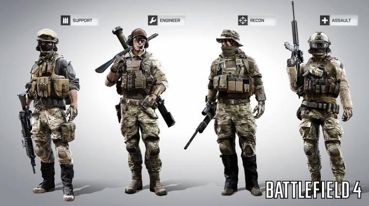 Battlefield 4 - régi-új pályák a második DLC-ben  bevezetőkép
