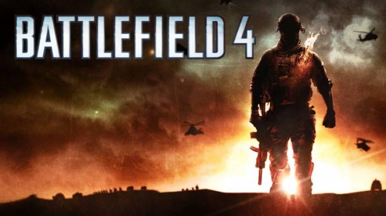 PlayStation Plus - ingyenes lesz a Battlefield 4 bevezetőkép