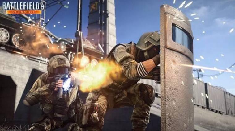 Battlefield 4 - mit szólnátok egy Close Quarters DLC-hez? bevezetőkép