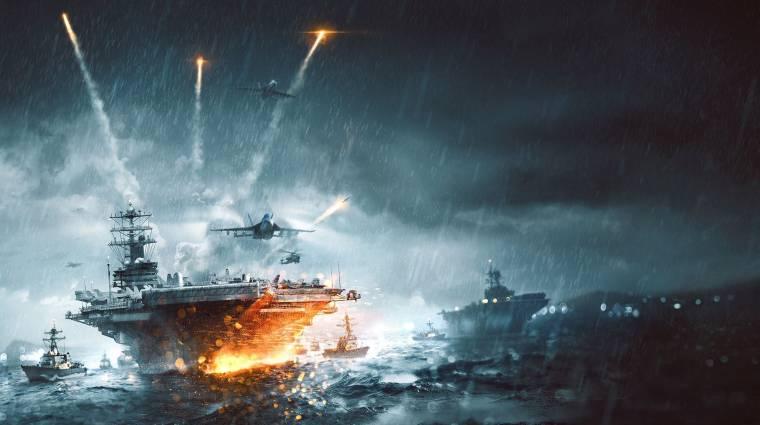 Battlefield 4 - már megint ingyenes lett egy DLC? bevezetőkép