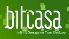 Korlátlan felhő-tárhelyet ad a Bitcasa kép