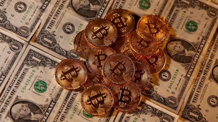 A Tesla alaposan bevásárolt bitcoinból, az árfolyam azonnal kilőtt kép
