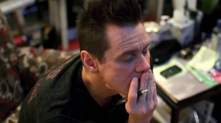Jim Carrey fest, Kerekes József narrálja kép