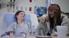 Hiába rúgta ki a Disney, Johnny Depphez már hozzánőtt Jack Sparrow szerepe kép