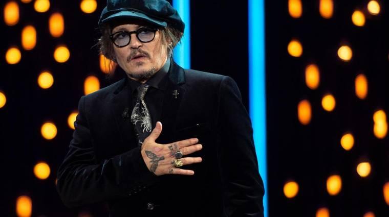 Johnny Depp szerint a cancel culture miatt senki sincs biztonságban bevezetőkép