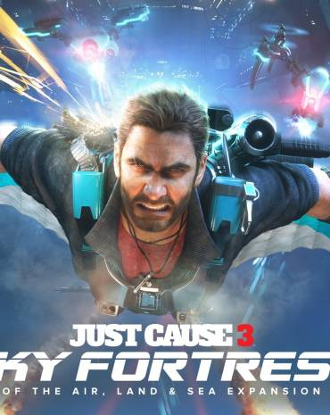 Just Cause 3 - Sky Fortress kép