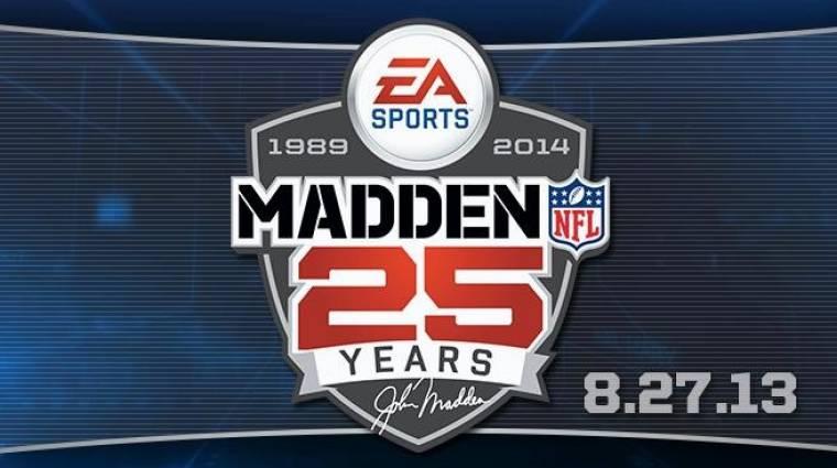 Madden NFL 25 - kihagytunk volna 11 évet? bevezetőkép