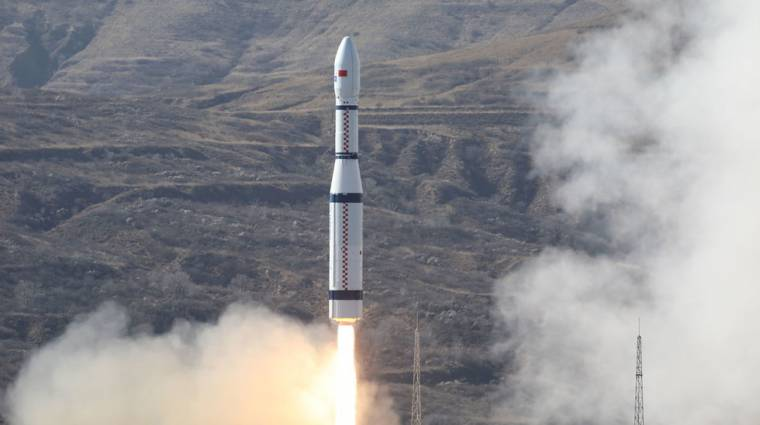 Föld körüli pályára állították az első 6G műholdat kép