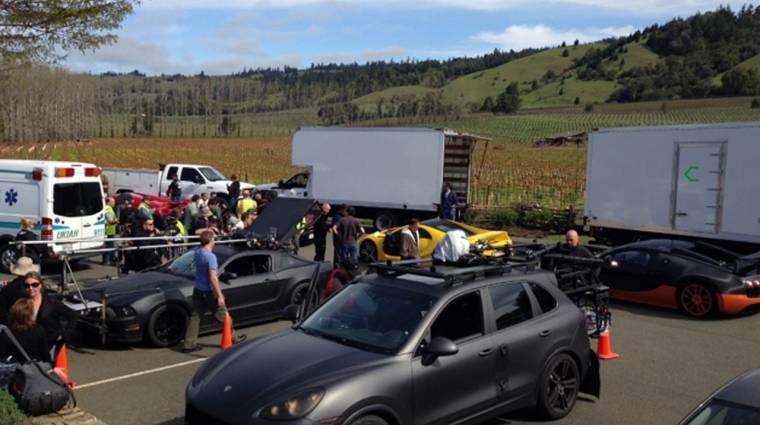 Need for Speed film - képek, videó érkezett bevezetőkép