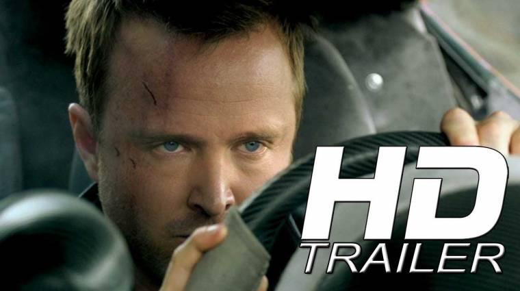 Need for Speed mozi - szomorúbb, mint a Titanic bevezetőkép
