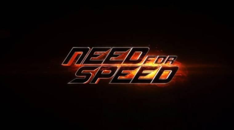 Need for Speed film - siker az autóspornó bevezetőkép