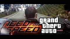 Megcsinálták a Need for Speed film trailerét a GTA IV-ben kép