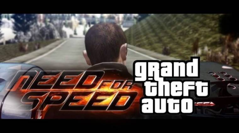 Megcsinálták a Need for Speed film trailerét a GTA IV-ben bevezetőkép