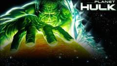 Így zajlott a Planet Hulk a képregényekben kép